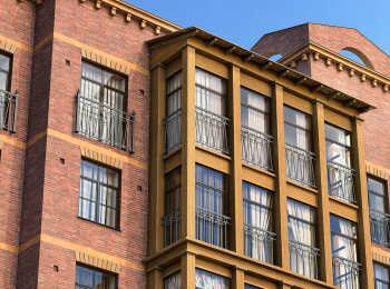Квартиры с широкоформатными окнами